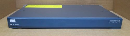 Cisco PIX-515E Unrestricted Network Security Appliance 1U PIX-515E-UR-FE-BUN